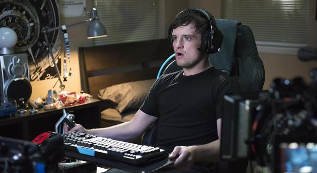 Josh Hutcherson in Future Man