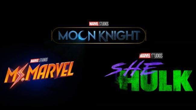 Ms. Marvel, Moon Knight & She-Hulk