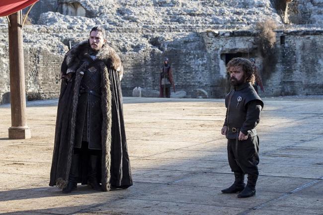 Game of Thrones Der Drache und der Wolf
