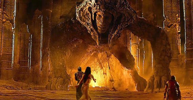 Gods of Egypt Szenenbild