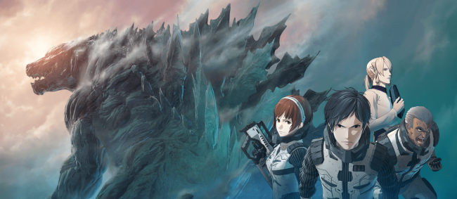 Godzilla: Monster Planet full