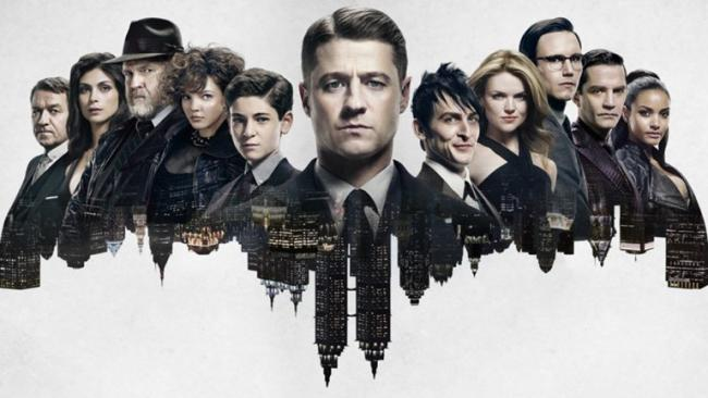 Gotham Season 2 Header