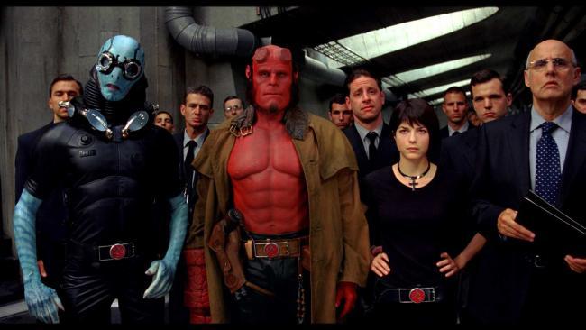 Hellboy und Freunde