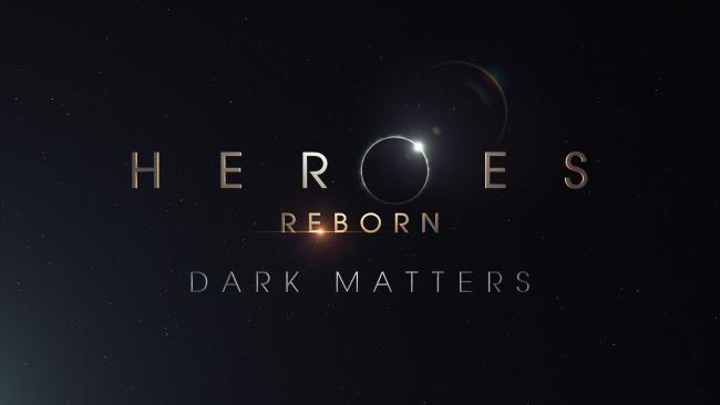 Logo von Heroes Reborn: Dark Matters