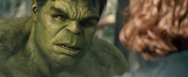 Hulk im Avengers: Age of Ultron