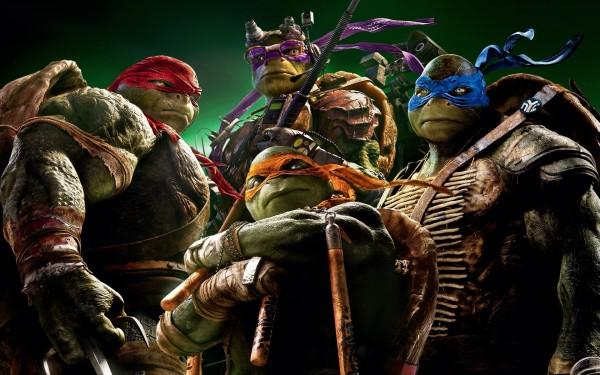 Teenage Mutant Ninja Turtles - Out of the Shadows