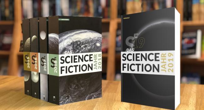 Das SF Jahr Bücher