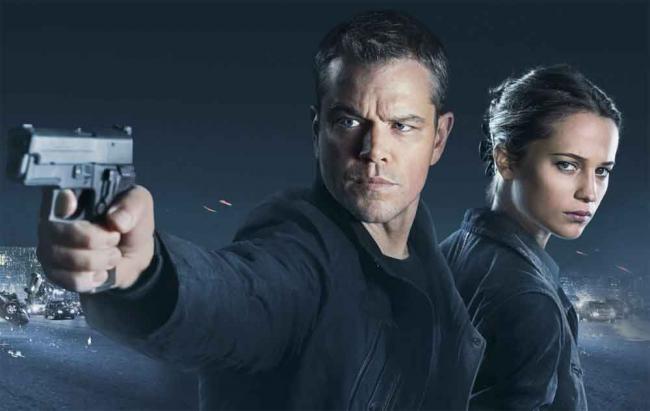 Jason Bourne Poster