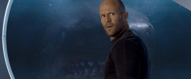 Jason Statham und der Riesen-Hai in Meg
