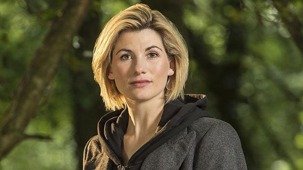 Jodie Whittaker als 13. Doctor