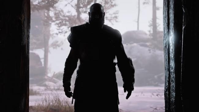 God of War Trailer Still