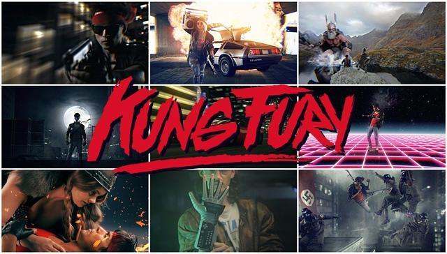 Kung Fury Logo