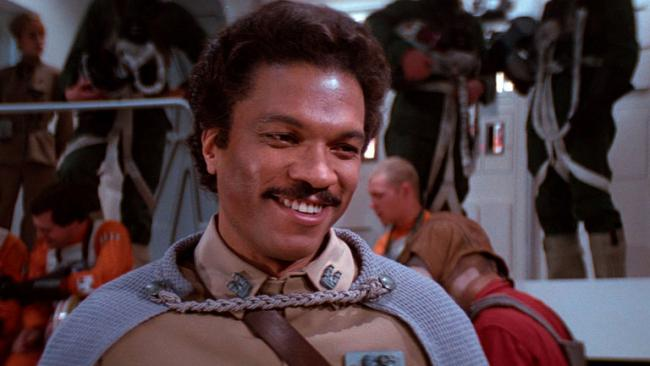 Billy Dee Williams ist Lando Calrissian
