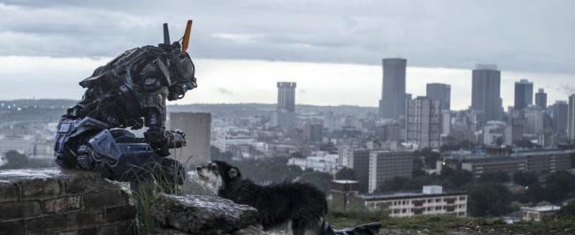 Chappie © 2014 Sony Pictures Releasing GmbH