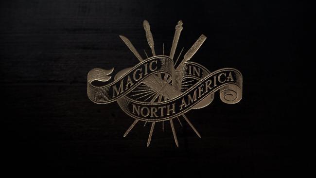 "Das Cover vom Buch ""Magic in North America"" aus dem Potter-Universum von J.K. Rowling"