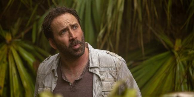 Primal Nicolas Cage