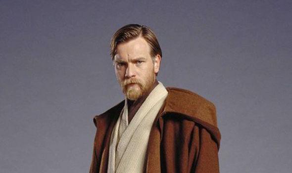 Ewan McGregor als Obi-Wan Kenobi