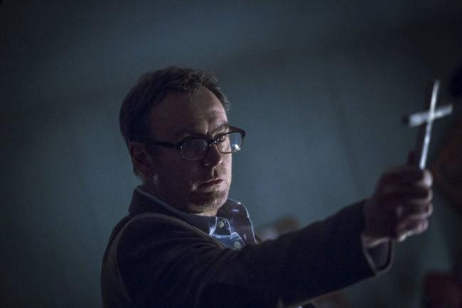 Outcast, Philip Glenister