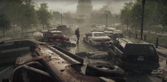 Overkill's The Walking Dead Trailer Still