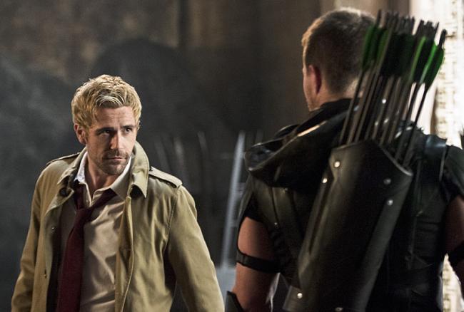 Constantine bei Arrow