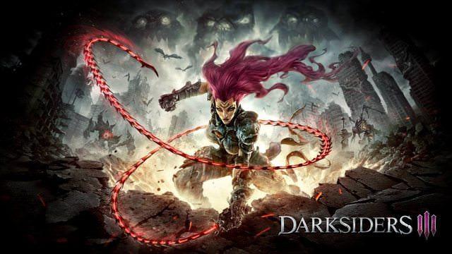 Darksiders 3 Header