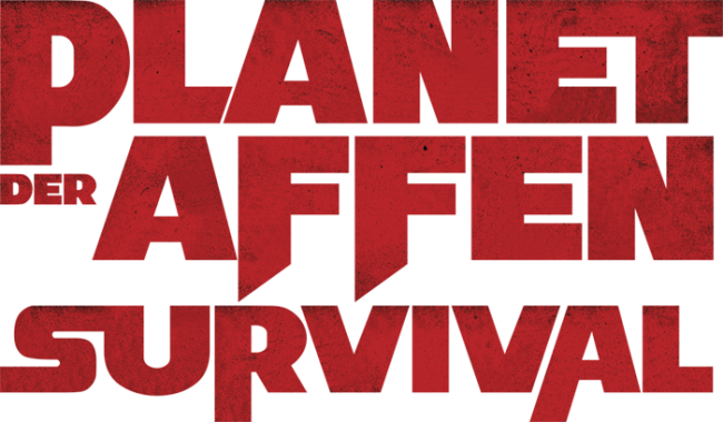 Planet der Affen: Survival Logo