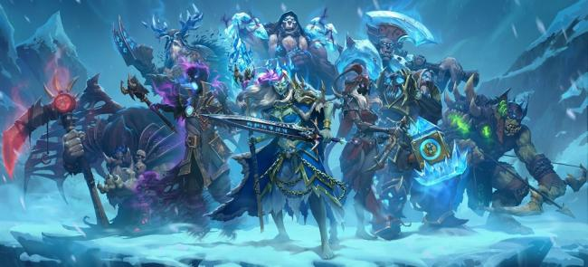 Hearthstone: Ritter des Frostthrons