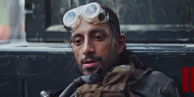 Riz Ahmed Rogue One
