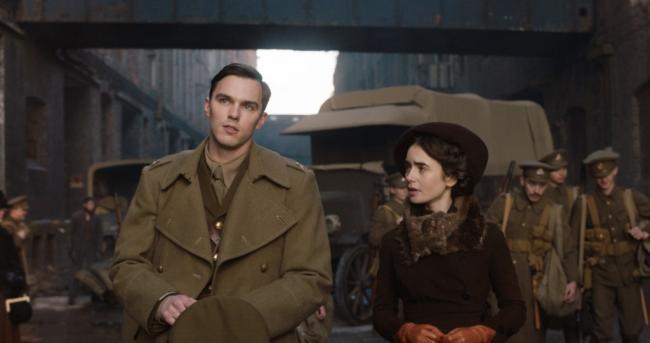 Tolkien Movie Still