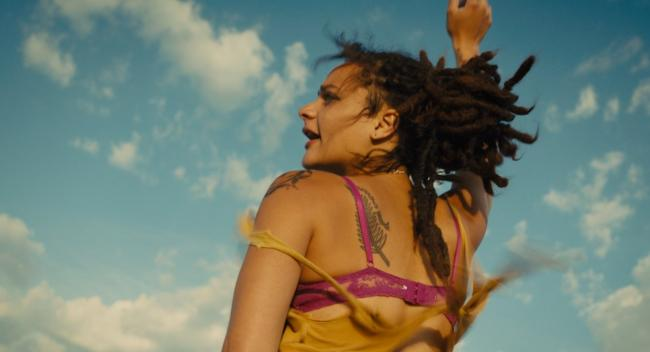 Sasha Lane in American Honey