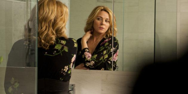 Kim Cattrall in der HBO-Serie Sensitive Skin