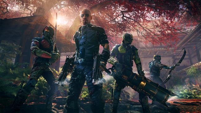 Shadow Warrior 2 Screenshot