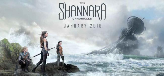 Shannara Chronicles Poster