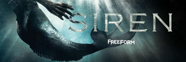 Promobild zur Meerjungfrauen-Serie Siren von Freeform