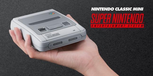 Comeback des Comebacks: NES Classic Mini kehrt nächstes Jahr zurück