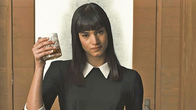 Sofia Boutella in Kingsman