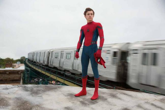 Spider-Man: Homecoming: Peter Parker (Tom Holland)