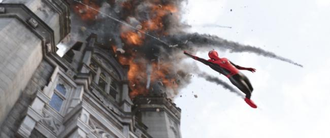 Spider-Man: Far From Home Scene Still
