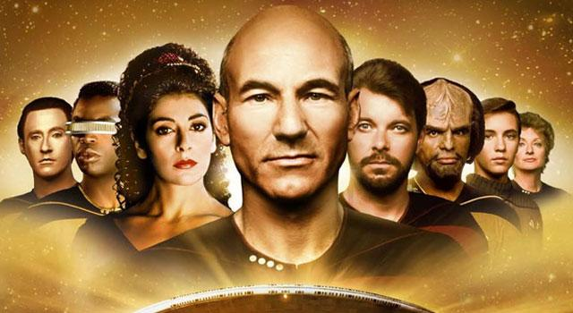 Star Trek: The Next Generation Poster Staffel 2