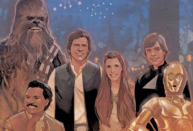 Star Wars: Shattered Empire Comic
