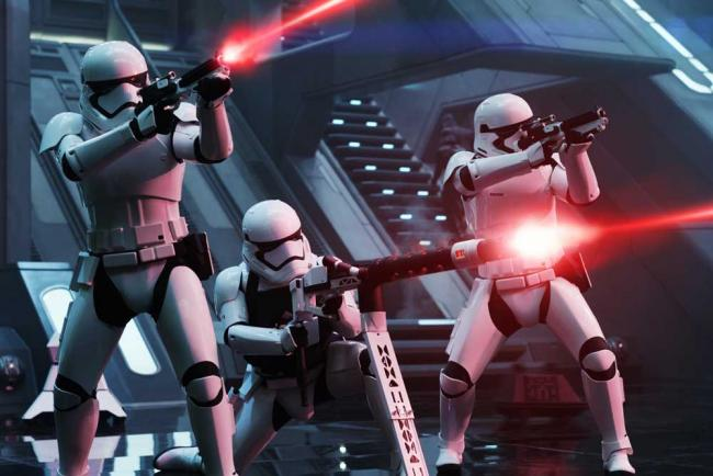 First Order Troopers