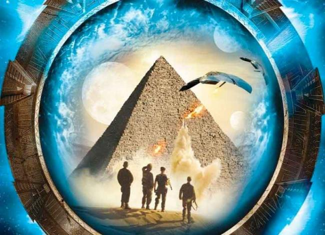 Stargate 1994 DVD-Cover