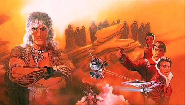 Star Trek II: Der Zorn des Khan Poster