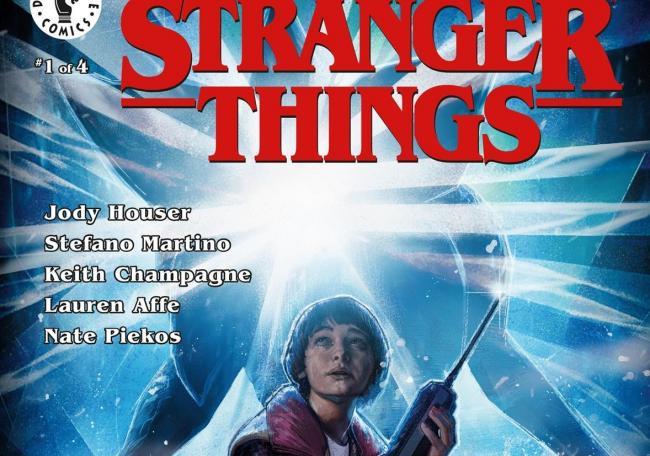 Stranger Things Comic