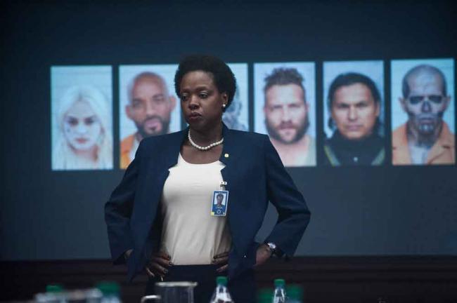 Viola Davis als Amanda Waller in Suicide Squad