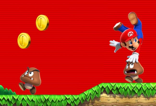 Super Mario Run Promo