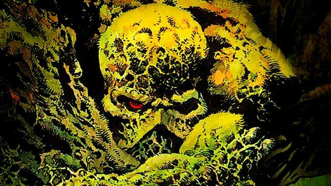 SwampThing Comic