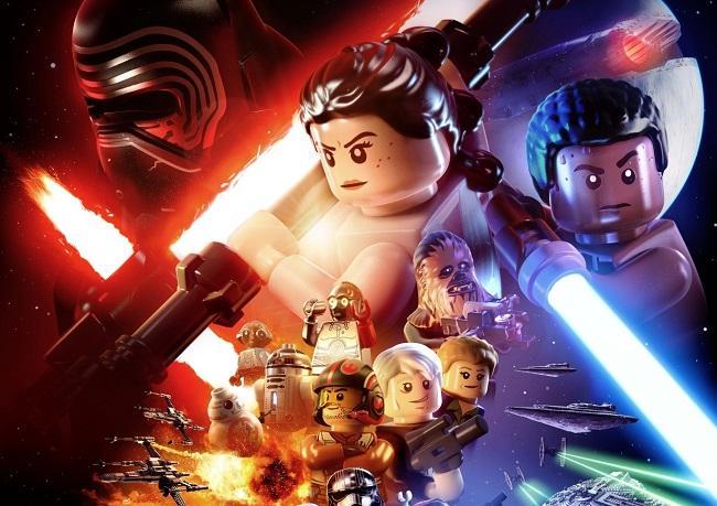 LEGO Star Wars: Das Erwachen der Macht Logo