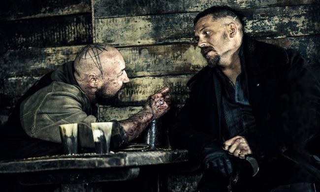 Taboo Tom Hardy