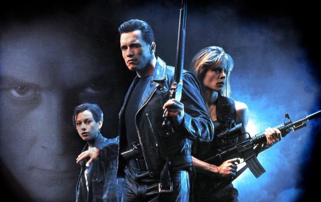 Poster zu Terminator 2: Tag der Abrechnung